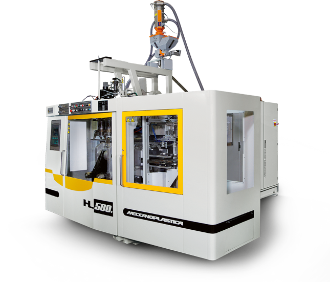 Extrusion Blow Moulding and extrusion Blow Molding - HL500S