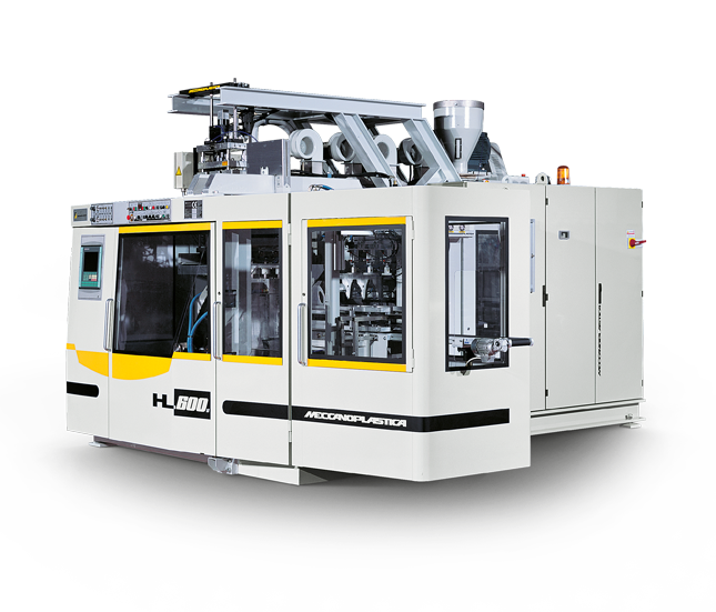 Extrusion Blow Moulding and extrusion Blow Molding - HL600S