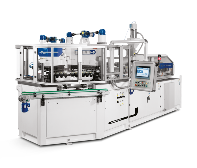 JInjection Blow Moulding and Injection Blow Molding - JET120