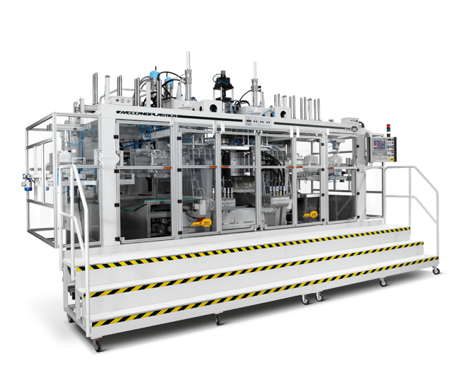 Extrusion Blow Moulding and extrusion Blow Molding - MECS10000D