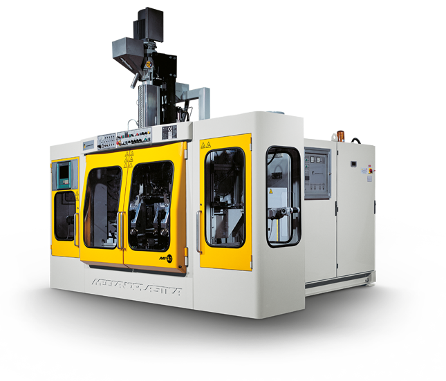 Extrusion Blow Moulding and extrusion Blow Molding - MP1D