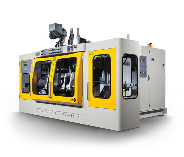 Extrusion Blow Moulding and extrusion Blow Molding - MP5D