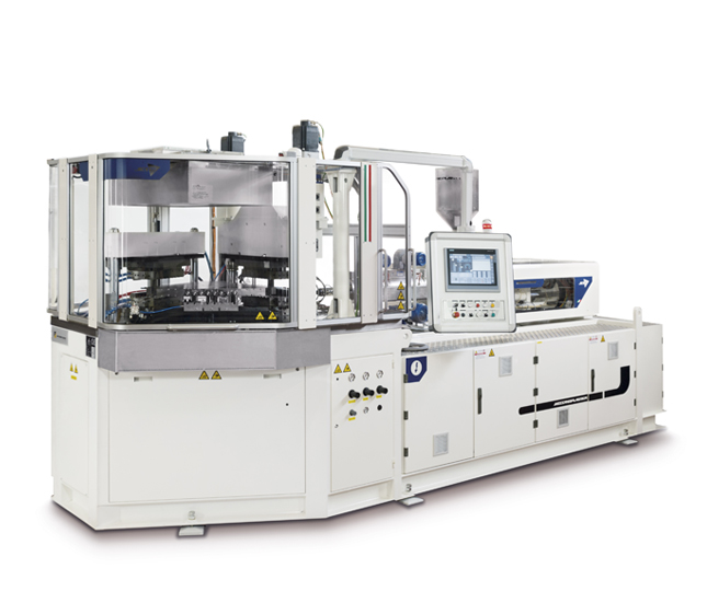 Injection Blow Moulding and Injection Blow Molding - JET55L