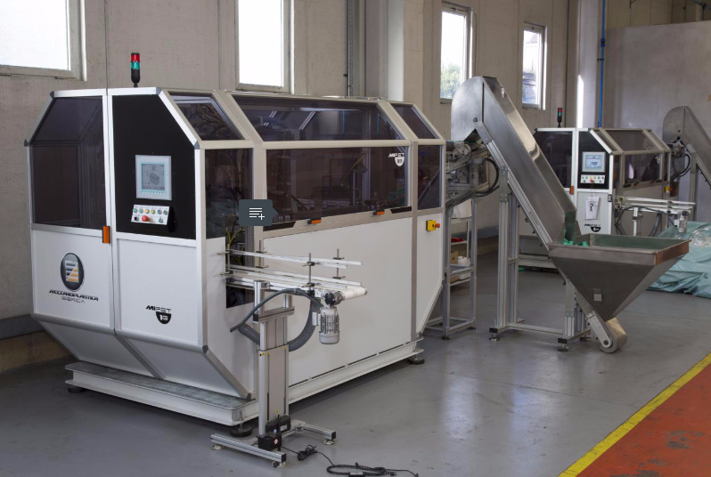 Blow molding machine: MIPET-1GT - Two-stage Stretch Blow Moulding Machines